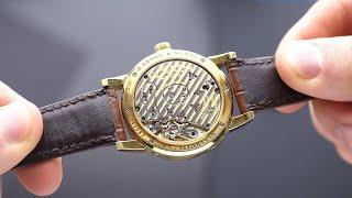 Gambar cover Macht LANGE die besten Uhren der Welt?   Lange 1 Mondphase Review