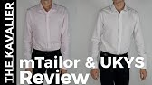 MTailor Custom Suit Review - YouTube
