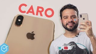 iPhone XS e XS MAX VALEM R$7000? | Análise / Review