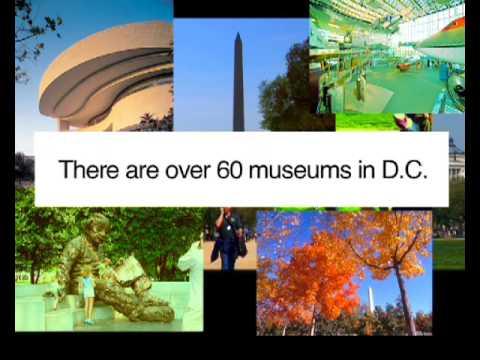 vtravelled Washington DC Postcard