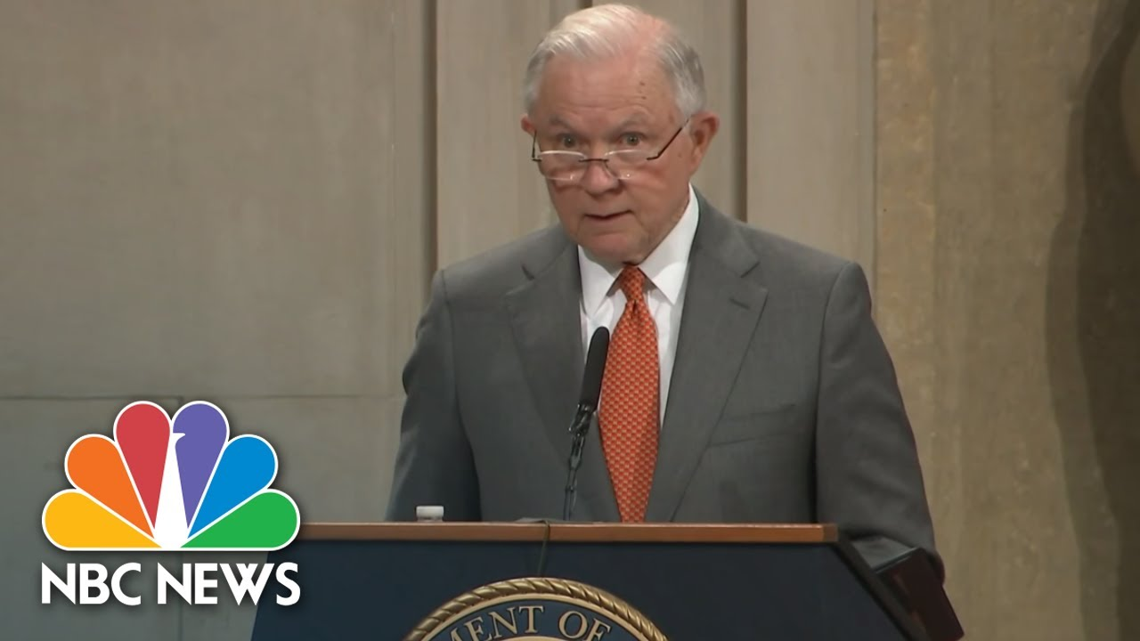 Sessions announces new 'religious liberty task force'