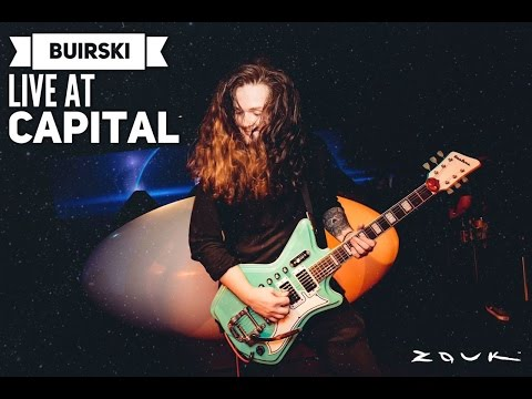 LUKE BUIRSKI X JEREMY BOON | Capital Singapore | DJ vs Guitar