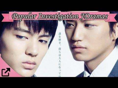 Top 20 Popular Investigation Japanese Dramas