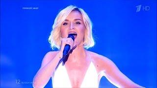 Евровидение 2015 - Полина Гагарина - A Million Voices (Россия) - 1-й полуфинал