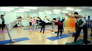Йога в Белгороде! Занятия для начинающих. Уроки йоги, видео. Dance Life