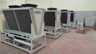 CHILLER WATER COOLER (ROSEN COOLING TECHNOLOGY)