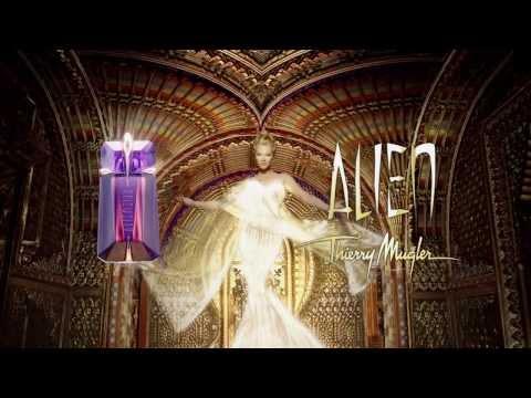 Alien Perfume - Thierry Mugler - Ad Campaign 2014 HD