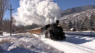 Christmas in Colorado - Durango & Silverton Part 2
