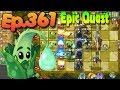 Plants vs. Zombies 2 - ALOE - Epic Quest Premium Seeds (Ep.361)