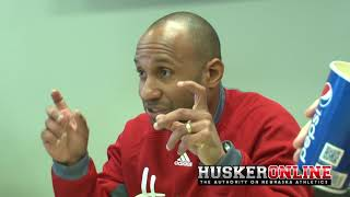 HOL HD: Meet new Huskers Offensive Coordinator Troy Walters
