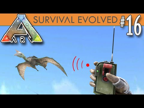 ARK: Survival Evolved - Transponder Tracker & Nodes E16