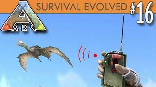ARK: Survival Evolved - Transponder Tracker & Nodes E16