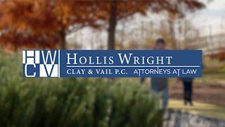 Hollis-Wright Attorneys (TV Spot)