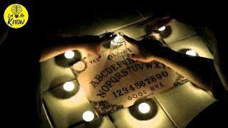 20 Weird Things You Never Knew About Ouija Boards