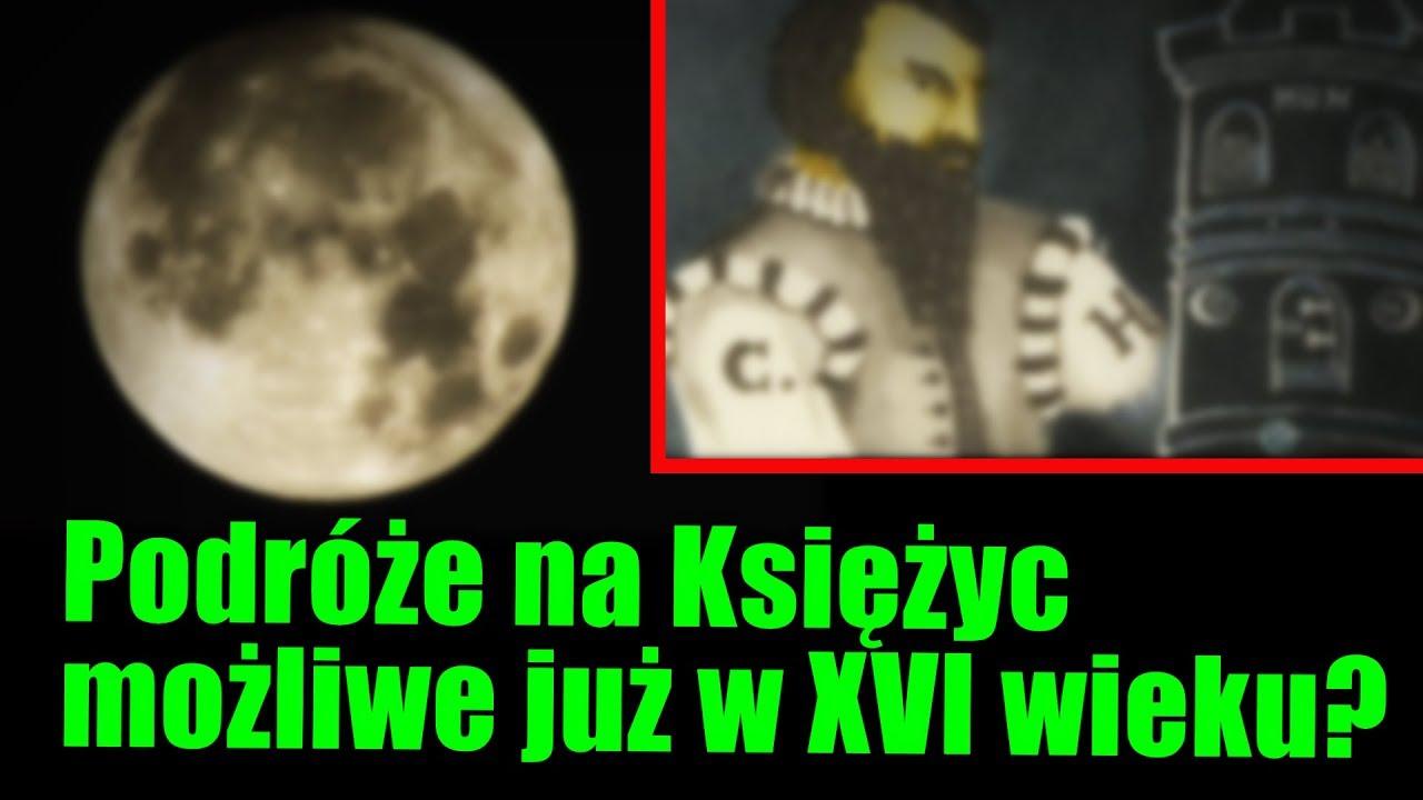 Tajemnica manuskryptu z Sibiu. Czy człowiek mógł odwiedzić Księżyc już w XVI wieku?