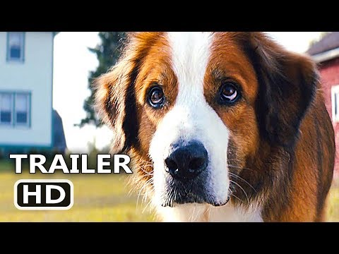 A DOG'S JOURNEY Official Trailer (2019) A Dog's Purpose 2 Movie HD