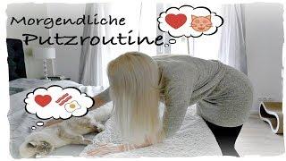 Meine Putzroutine am Morgen I Putzmotivation XXL I Clean with Me