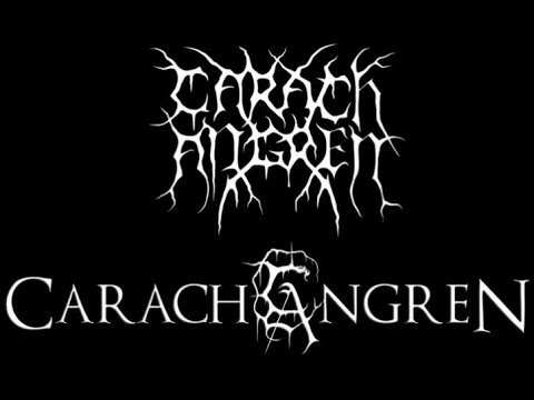 Carach Angren interview 30.01.2018 Musik & Frieden, Berlin