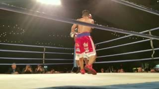 Eric Taylor vs. Arturo Lopez