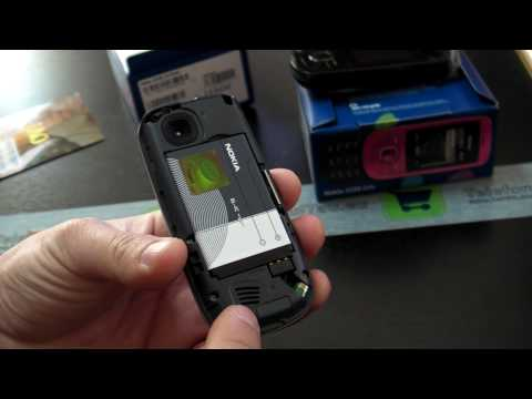 Nokia 2220 Slide Review HD ( in Romana ) - www.TelefonulTau.eu -