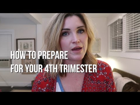Tips For Preparing For Your 4th Trimester | Pregnancy & Parenting Advice