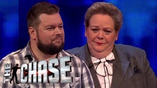 The Chase | John's Solo Final Chase Against The Governess