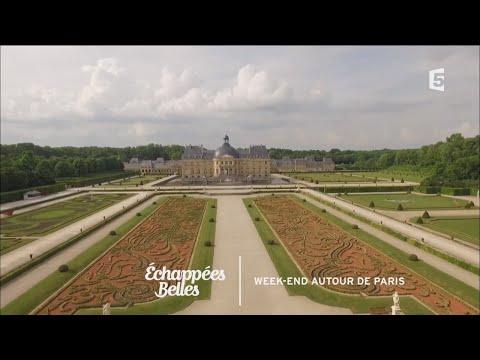 Week-end autour de Paris - Échappées belles