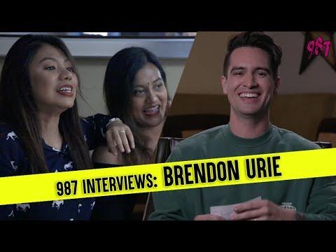 987 Interviews Brendon Urie Mp3