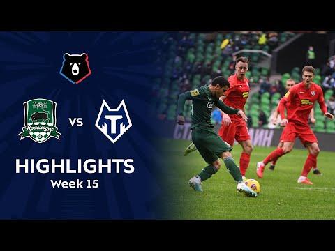 Krasnodar FK FC Tambov Goals And Highlights