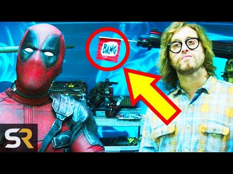 25 Deadpool Easter Eggs And Secrets Only True Fans Noticed