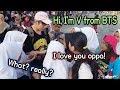 I became 'BTS V famous' in Indonesia lol