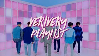 [Kpop playlist] ཻུ۪۪‧₊ verivery playlist