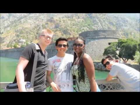 Fun Journey in Kotor, Montenegro