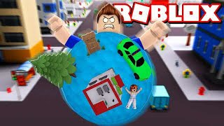 I WILL SWALLOW the PLANET in ROBLOX
