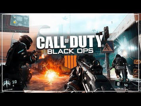 Call Of Duty Black Ops 4 - Search And Destroy With The Crew