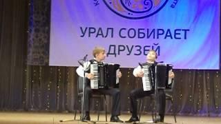 Кольцов Никита & Григорьев Егор
