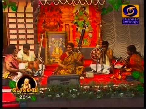 Chembai Utsavam 2014 Bhavana Radhakrishnan 01 Vasantha Paramapurusha ST