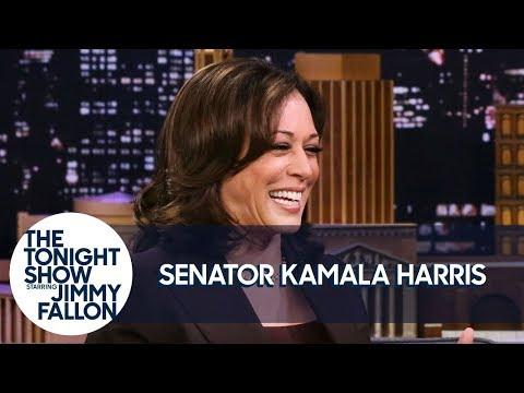 Sen. Kamala Harris on Hitchhiking to Graduation,Women's Health, Climate Crisis thumbnail