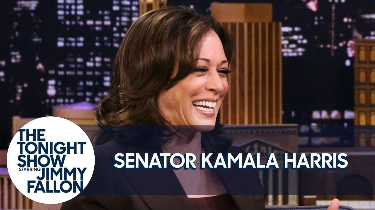 Sen Kamala Harris On Hitchhiking To Graduation Women S Health Climate Crisis Youtube