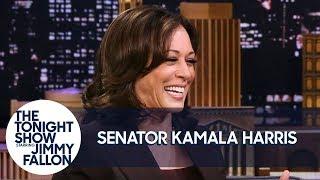 Sen. Kamala Harris on Hitchhiking to Graduation,Women's Health, Climate Crisis