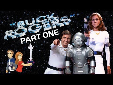 Buck Rogers - Classic TV Review 1979 RetroBlasting