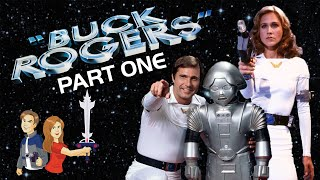 Buck Rogers - Classic TV Review 1979 RetroBlasting