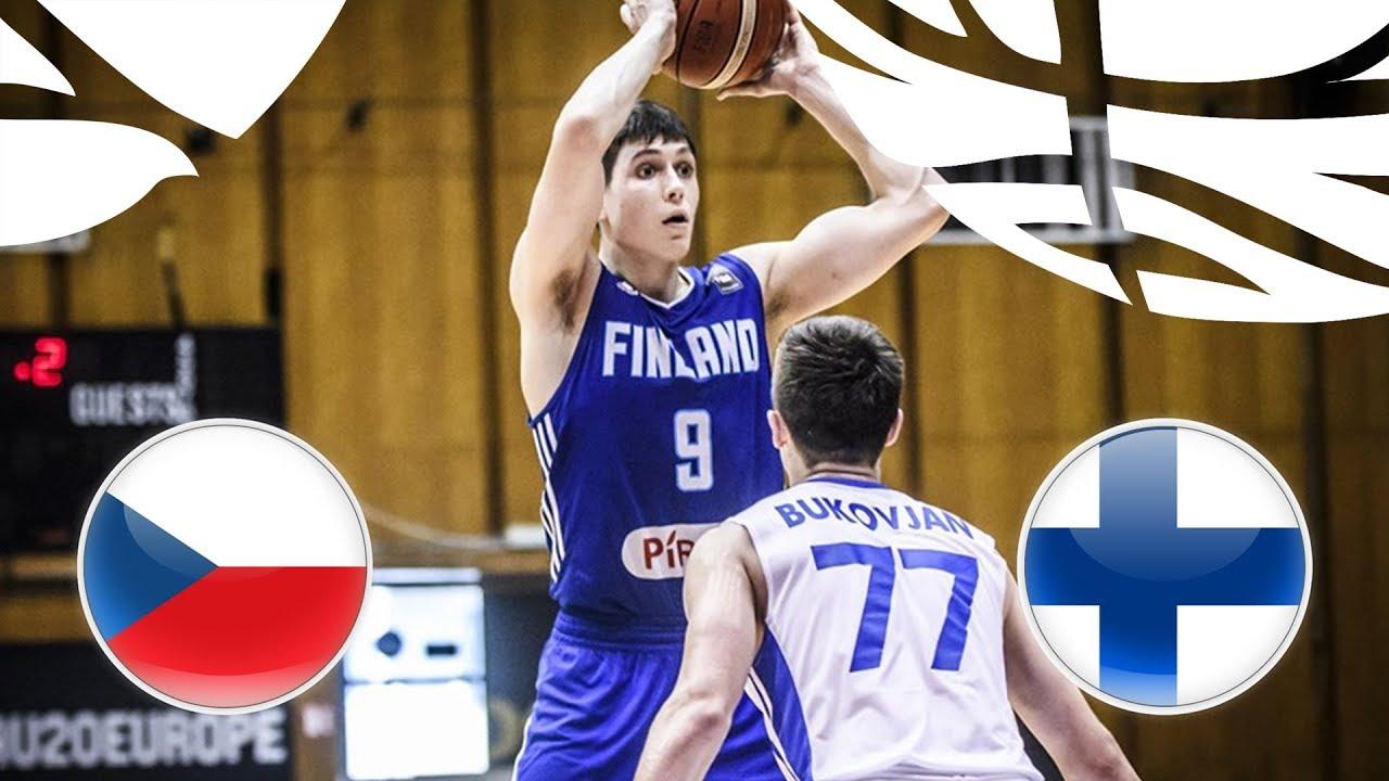 Re-watch Czech Republic v Finland