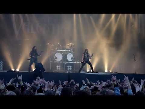 Bullet For My Valentine - Fever, Live @ Metaltown 2010