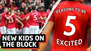 Five Reasons To Be Excited As A Manchester United Fan This Season!