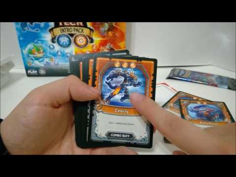 Opening Lightseekers TCG Intro Pack and Scanning Cards In-Game!
