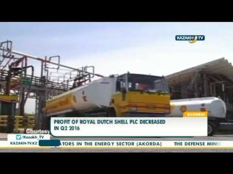 2016 жылдың ІІ тоқсанында Royal Dutch Shell Plc кірісін төмендетті