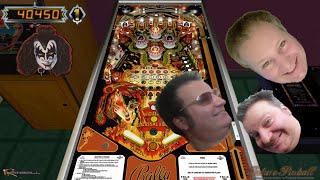 KISS-Future Pinball-Gameplay