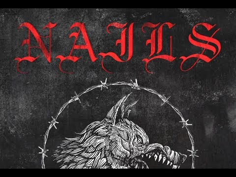 Nails - Live in Aglomerat, Moscow 11.11.2017