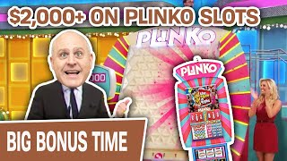 🎯 $2,000+ Won on PLINKO from MULTIPLE SLOT WINS 🎉 Grand Z Is the Place to Be!